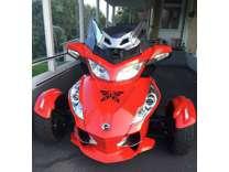 Can Am Spyder RT LTD 2013