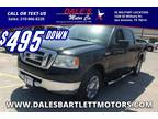 2007 Ford F-150 4 DOOR CAB; STYLESIDE; SUPER CR