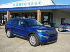2020 Ford Explorer Blue, 118 miles