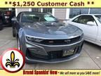 2020 Chevrolet Camaro Gray, new