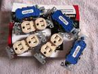 Vintage Surplus Electrical Parts (21 Lot)