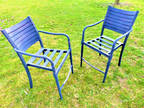 Hampton Bay 2 Piece Patio Chair/Stool Set