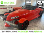 1999 Red Plymouth Prowler