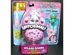 Hatchimals Splash Dive Toy 3 Characters Swim Ways Pool Toy