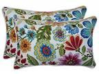 Pillow Perfect Outdoor Indoor Gregoire Prima Rectangular