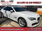 Used 2015 BMW 7-series for sale.