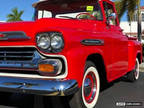 1959 Chevrolet Restored-apache 31-frame Off
