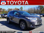 2019 Toyota Highlander Hybrid Gray, new