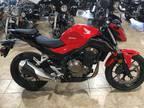 2017 Honda CB500F 500F