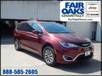 2020 Chrysler Pacifica Red, 12 miles
