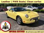 2002 Ford Thunderbird Yellow, 26K miles
