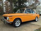1970 BMW Colorado Orange With 5-speed