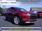 2020 Chevrolet Blazer Red, new