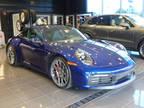 2020 Porsche 911 Blue, new