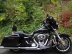 2012 Harley-Davidson FLHX - Street Glide