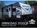 2019 Keystone Springdale SM2020QB 25ft