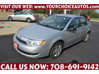 2004 Silver Saturn Ion