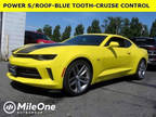 2016 Chevrolet Camaro Yellow,