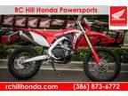 2019 Honda CRF450L 450L