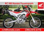 2014 Honda CRF250L 250L