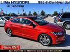 2018 Hyundai Elantra Red, new