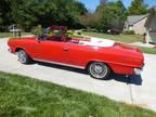 1964 Red AMC Rambler American 440