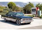 1967 Black Chevrolet Nova