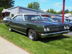 1969 Plymouth Road Runner Green, 84K miles