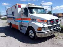 2010 Sterling Acterra Horton Rescue Ambulance Vehicles
