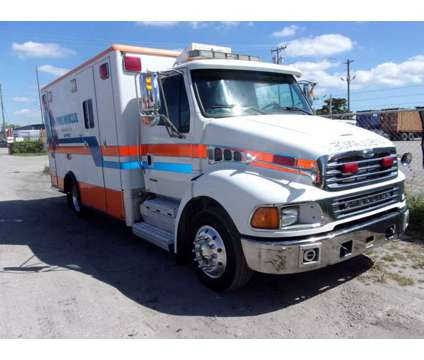 2010 Sterling Acterra Horton Rescue Ambulance Vehicles is a 2010 Thunder Mountain Sterling Commercial Trucks & Trailer in Miami FL