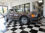 1986 Mercedes-Benz 560 Brown, 100K miles