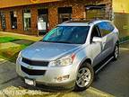 2010 Chevrolet Traverse AWD LT,7 PASS,CAMERA,LEATHER-DUAL SUNROOF-NEW