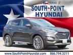 2020 Hyundai Tucson Green