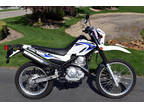 2012 Yamaha XT250B