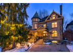 Fairy-tale magic with it's captivating facade & romantic turret.