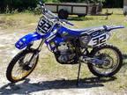 2001 Yamaha YZ 426F 426F