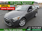2016 Graphite Scion iA