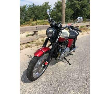 2012 Triumph Bonneville t100 is a 2012 Triumph Bonneville Road Motorcycle in Brooklyn NY