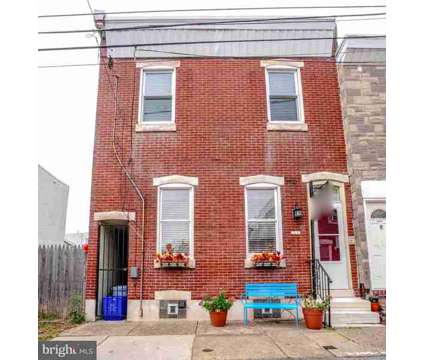 2704 E Birch St PHILADELPHIA Three BR, Oversized row home in at 2704 E Birch St in Philadelphia PA is a Single-Family Home