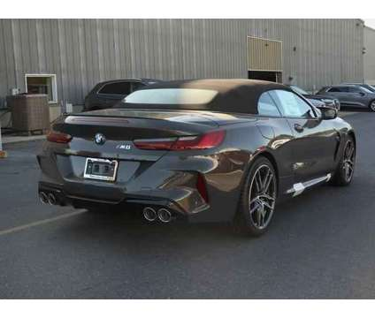 New 2020 BMW M8 Convertible is a Grey 2020 BMW M3 Convertible in Silver Spring MD