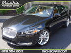 2015 DARK SAPPHIRE ON BARLEY PORTFOLIO NAV LOADED MUST SEE Jaguar XF