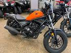 2019 Honda Rebel 500 500