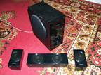 Speakers / Panasonic SC Btt194 / 3 Ohms