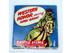 Western Honor Starring Kirby Grant 8mm Complete Edition
