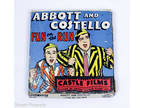 Abbott and Costello Fun On the Run No 811 8MM Complete