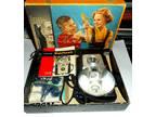 Vintage Kodak Brownie Starflash Outfit Camera in Box