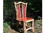 Dining chair Rustic Chair Cedar Cabin furniture lake home