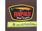 Rapala by Normark Shirt, Hat, Vest Patch