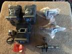 3 Sets Cylinder , Piston & Crank Set Stihl 017, Ms170