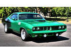 1971 Plymouth Barracuda 71 Plymouth Cuda